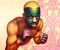 Boxer with Masque, 2004
