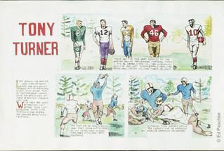Tony Turner, 1956