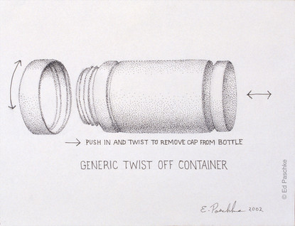 Generic Twist Off Container, 2002