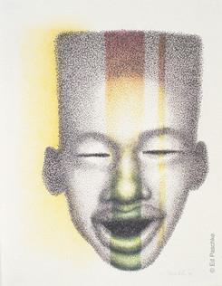 Untitled (BT Yellow), 1990