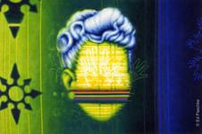 Blue Noir, 1990