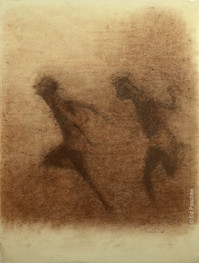 Untitled (Sprinters), 1961