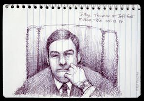 Judge Toomin, 1988