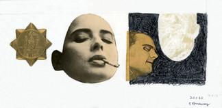 Untitled Collage Panel VIII