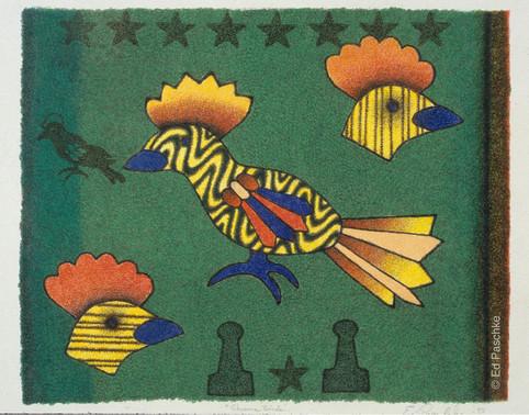 Chroma Birds, 1995