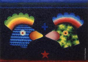 Blue Twin, 1995