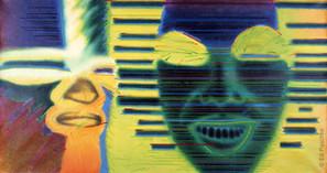 Amarillo Claro, 1985