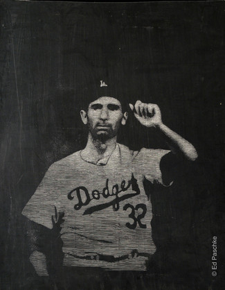 Untitled (Portrait of Sandy Koufax)