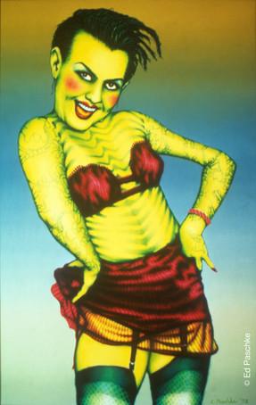 Calypso, 1973