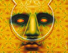 Fabric Face II, 2002