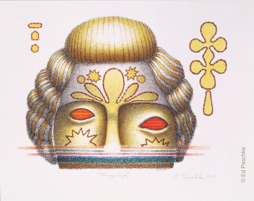 Mango Eye, 2001