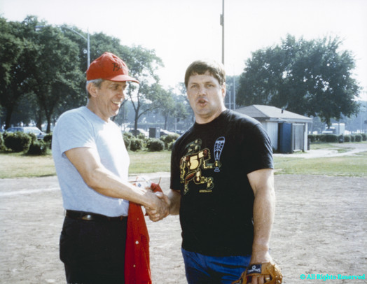 Hall of Fame Pitcher Tom Seaver