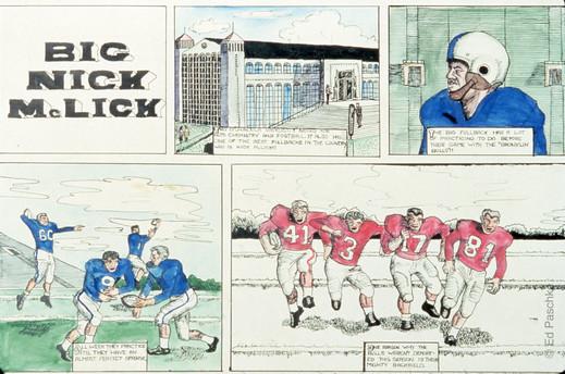 Big Mick McLick, 1956