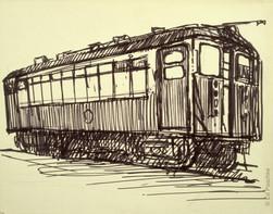 Untitled (Streetcar #2), 1959-60