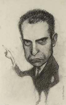 Untitled (Nixon), 1963