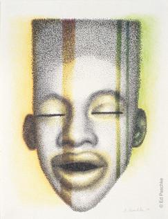Untitled (BT Green), 1990