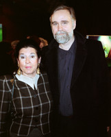 Gallery Owner Marianne Deson & Art Critic Alan Artner