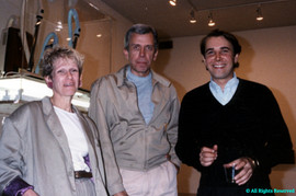 Wife Nancy Paschke & Jeff Koons