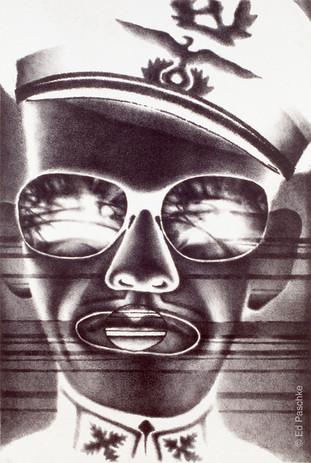 Kontato II (B & W), 1984