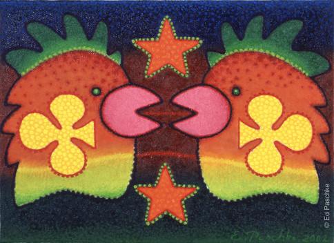 Bird Speak, 2002