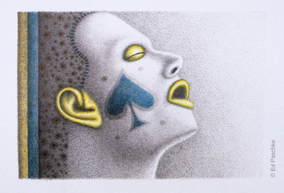 Head With Spade, 1998