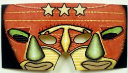 Chicago Opera Theater Mask, 1988