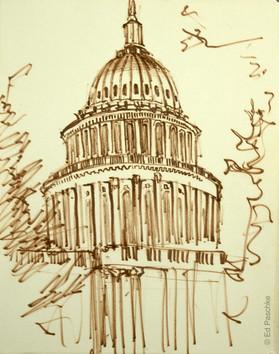 Monument Study #3, 1959-60