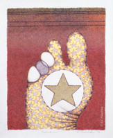 Foot with Star, 1996