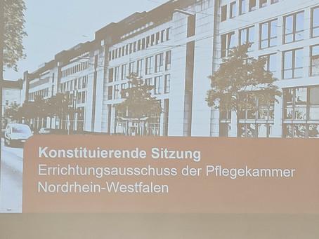 Heute war der Geburtstag der Pflegekammer NRW