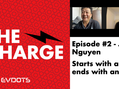 """The Charge - #2 Joe Nguyen - Starts with a """"T"""" ends with an """"A"""" - Tesla Model S"""