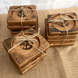 Stave Coasters