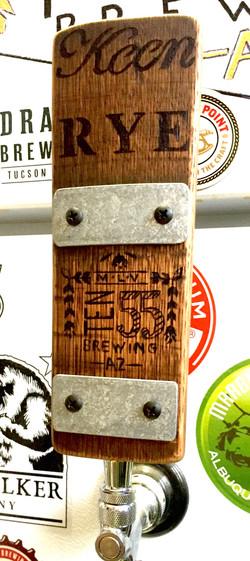 Custom Tap Handle
