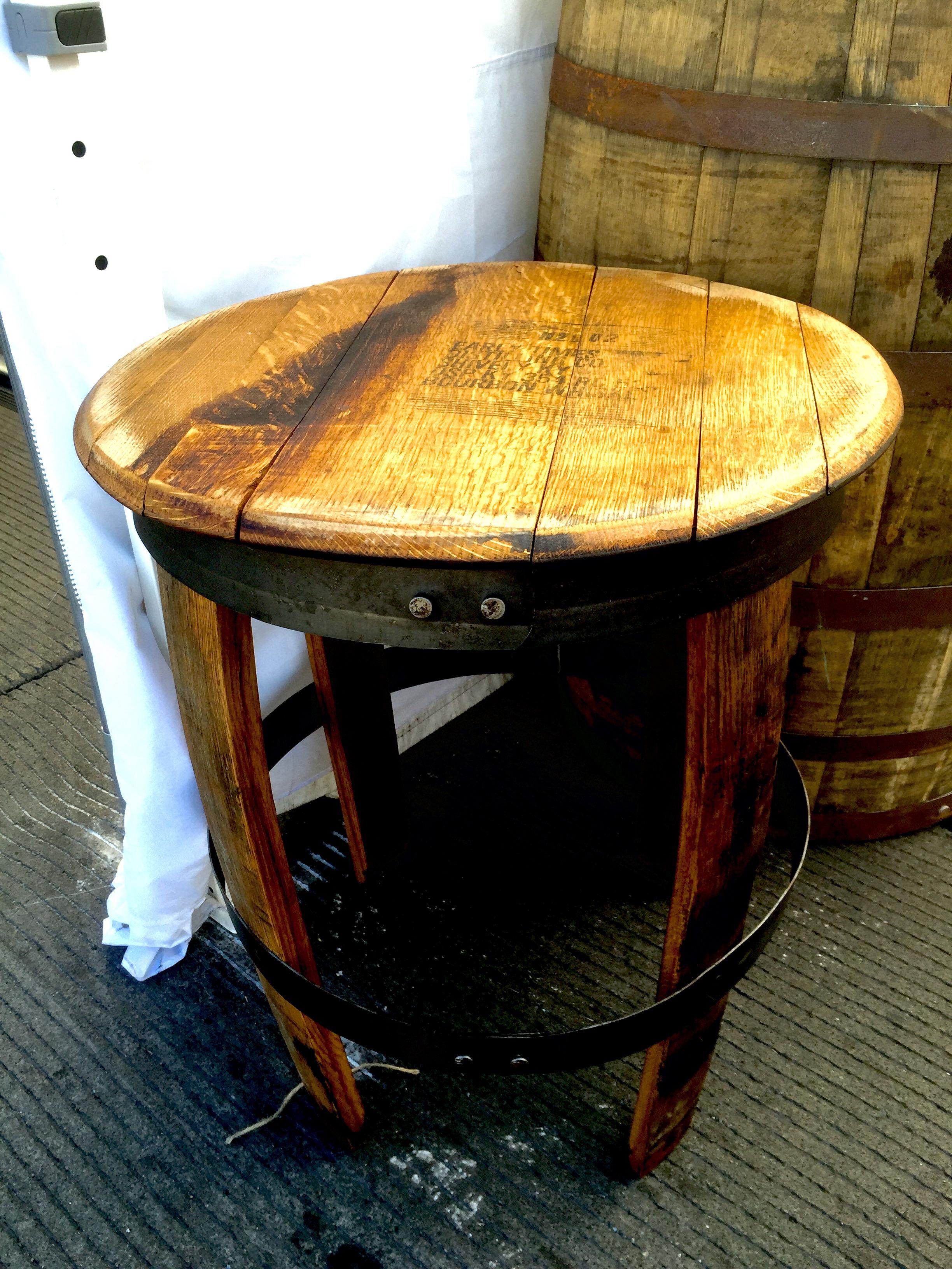 Medium Bourbon Table