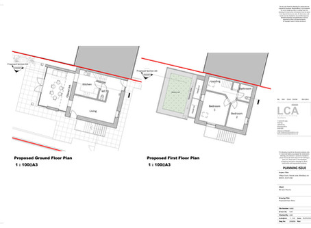 Planning Permission Submitted