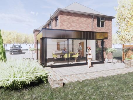Planning approval - Caple Lane - London Road - Cheltenham