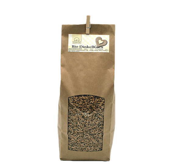 Bio Dinkelkorn, 1 kg