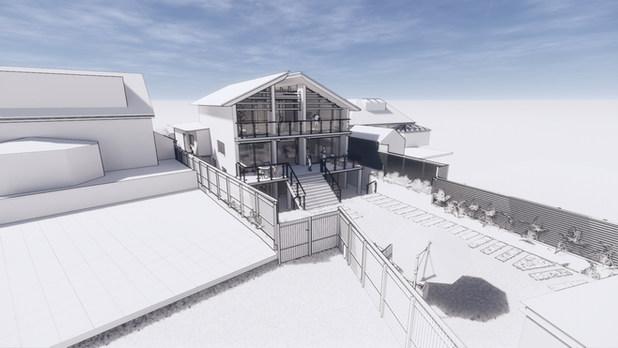 Contemporary New Build