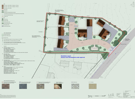 Planning Submitted