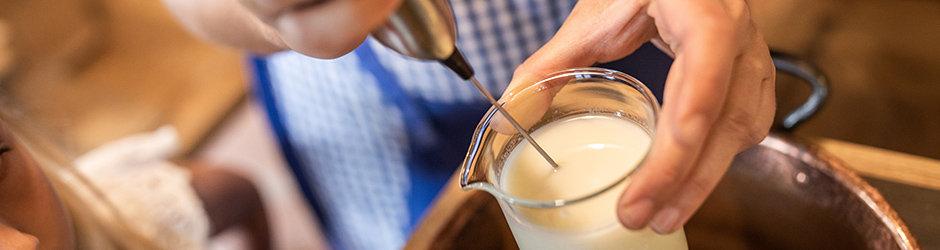 """Gutschein """"Milchkosmetik selber machen"""""""