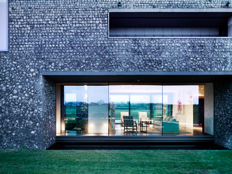 Skene Catling de la Pena's Flint House named UK House of the Year
