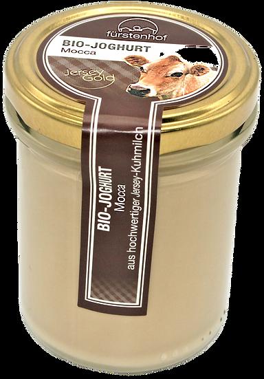 Bio Jersey Joghurt Mocca, 210ml