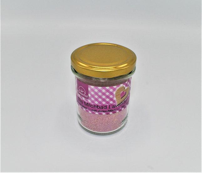 Bio Milchbad Lavendel, beruhigend, 150g