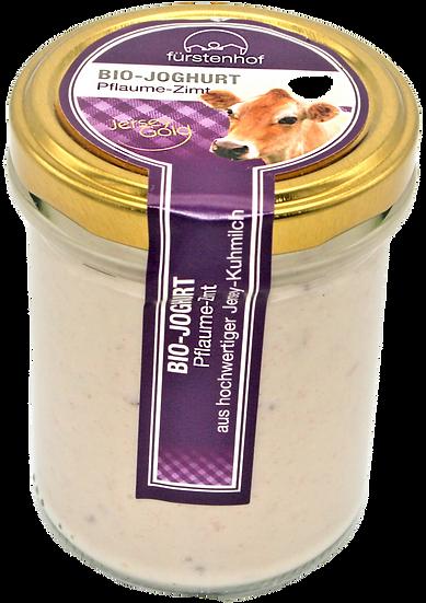 Bio Jersey Joghurt  Pflaume Zimt, 210ml