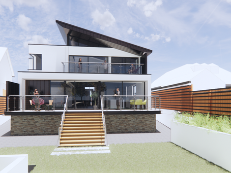 Planning Approval - 3 Harbour View Road - Poole