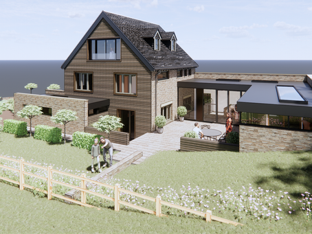 Planning Approval Birdlip View Cotswolds