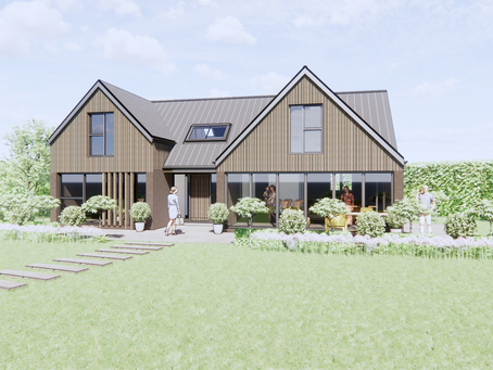 In for Planning , House extension and alterations - Winchcombe