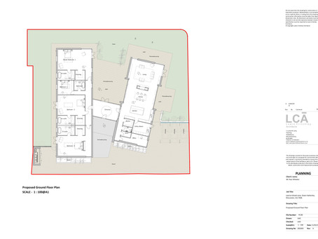 Planning Approval - New Build House Land at Wood Lane, Down Hatherley, Gloucestershire