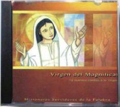 Virgen del Magníficat CD