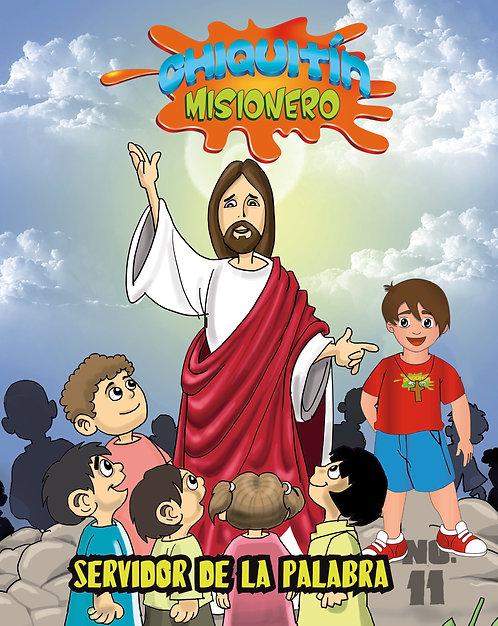 Chiquitín Misionero #11