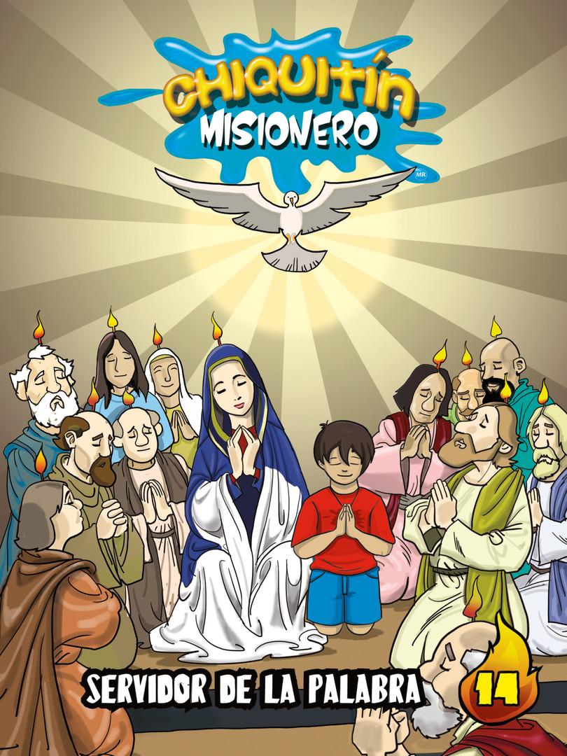 Chiquitin Misionero #14